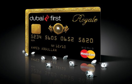 Dubai First Royale credit card