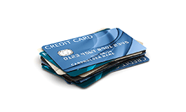 Credit card guides
