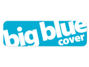 Big blue cover