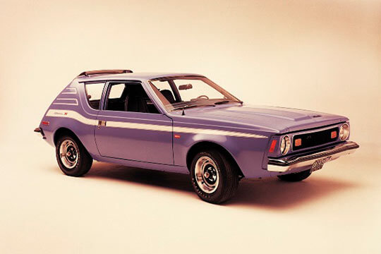 Best and worst American cars AMC Gremlin