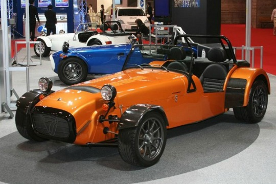 The Caterham 7