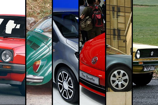 Best VW cars