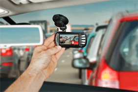 Cheaper insurance for drivers with dashcams