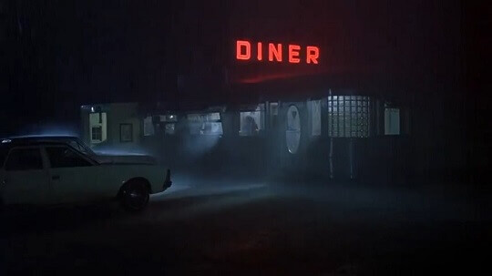 Friday the 13th diner
