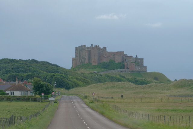 Photograph of Holy Island